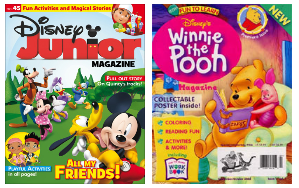 disney magazine subscriptions