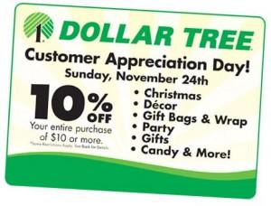 dollar tree sale
