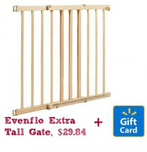 evenflo gate deal