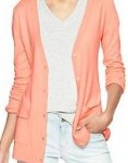 eversoft neon cardigan