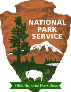 free national park day