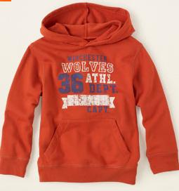 hoodie'
