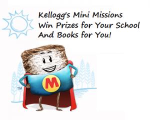 kellogg's mini missions
