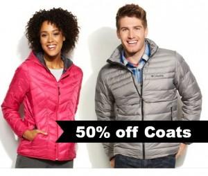kohls coat sale