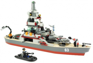kre o battleship