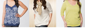 lane bryant deal ideas