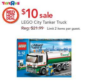 lego city tanker
