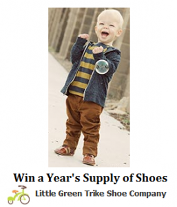 little green trike shoe sweepstakes