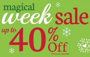 magical week sale