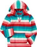 microfleece hoodie