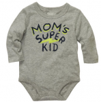 mom's super kid