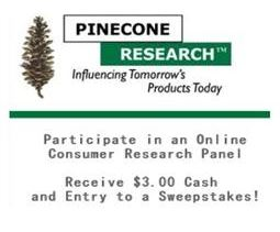 pinecone research