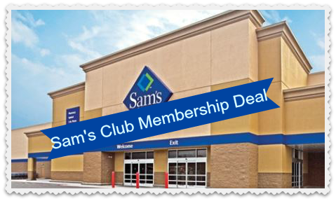 Groupon Reminder: $45 Sam's Club Membership + $20 Gift Card & More!