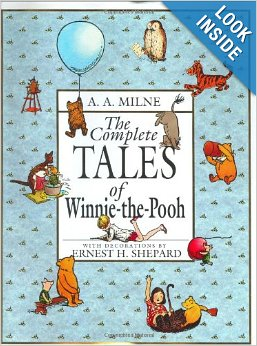 the complete tails of winnie the pooh