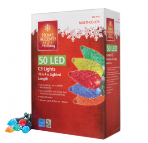 the home depot christmas light trade-in