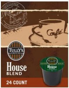 tullys house blend