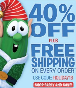 veggie tales sale