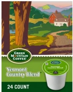 vermont country blend coffee