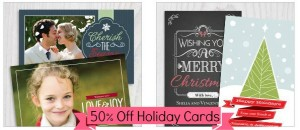 vistaprint holiday cards