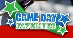 Game Day Favorites