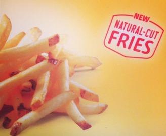 SONIC Natural-Cut Fries