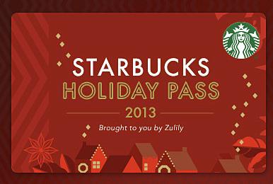 Starbucks $25 gift card deal