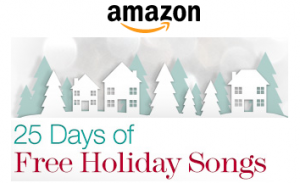 Amazon: FREE Christmas Music MP3 Downloads