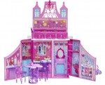 barbie mariposa play set