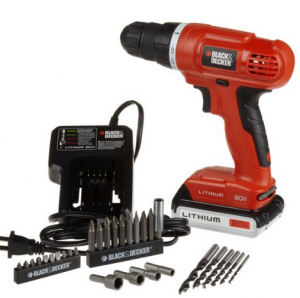 black and decker drill
