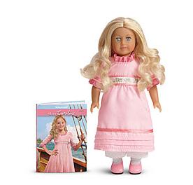 carolina mini doll