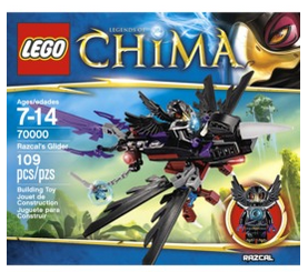 chima flyer