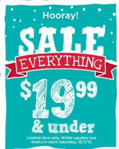 gymboree winter sale