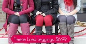 jane fleece leggings