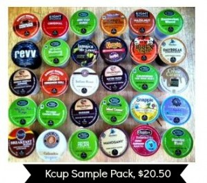 kcup sample