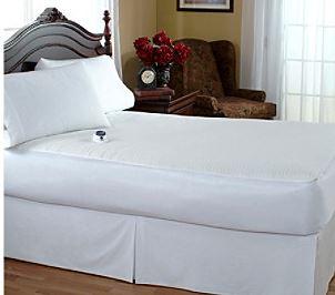 serta mattress pad