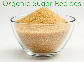 organic sugar recipes pic