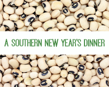 Southern New Year's Meal