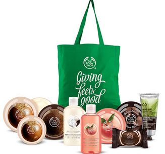 the body shop joybag