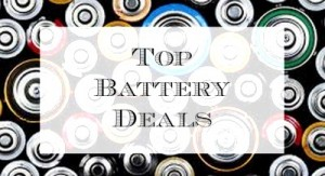 top battery deals