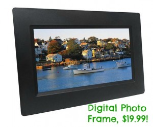 vistaquest photo frame save best buy