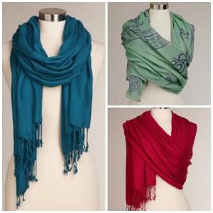 world market scarves