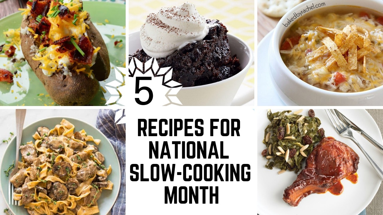 5 recipes slow cooking month header (1)