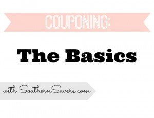 A live Q&A on the basics of couponing.  It's a great guide on how to get started with coupons.