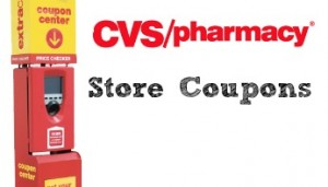 cvs coupon center