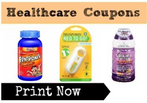 Healthcare Coupons