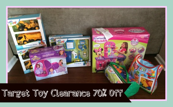 Target Toy Clearn 70 off | Stock up on toy deals now
