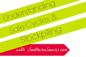 Understanding Sale Cycles & Stockpiling
