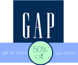 46163c83e242c There's currently a great Gap coupon code out for an extra 50% off sale  items when you use code MORE at checkout! If you've had your eye on  something in the ...