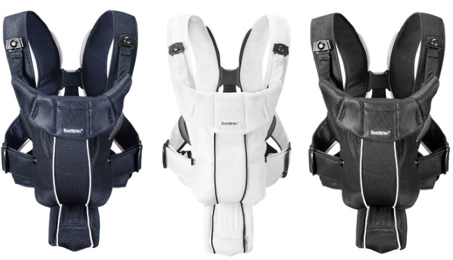 baby bjorn active mash carriers