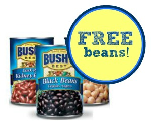 free beans with savingstar ecoupon